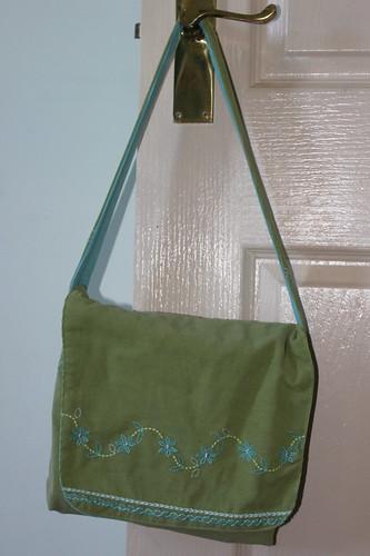 Ellamay's bag
