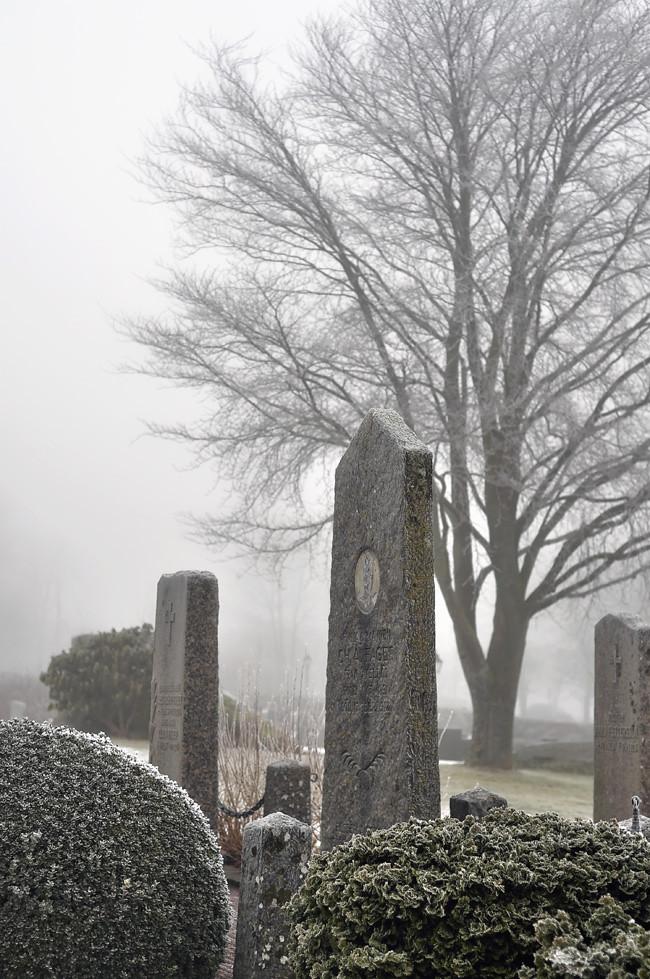 kyrkogård 3
