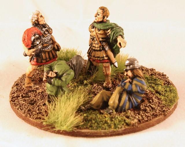 Roman command