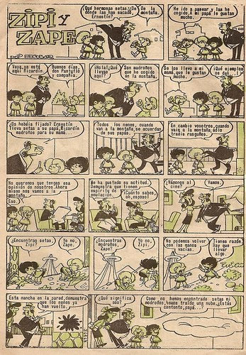 021-Zipi y Zape-Pulgarcito nº 1652- año 1962