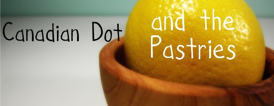 Canadian Dot and the Pastries