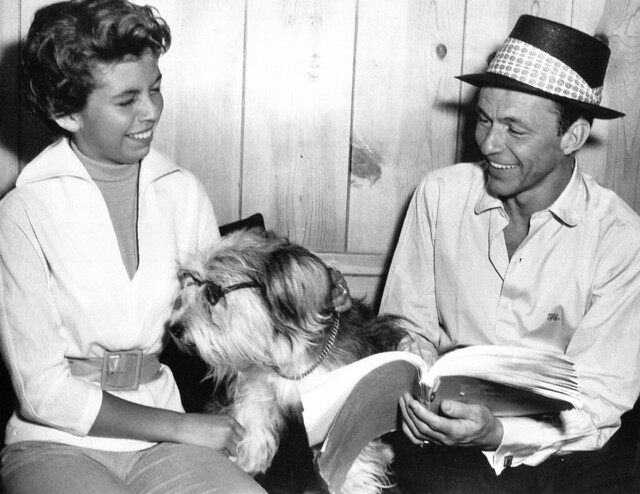 Nancy and Frank Sinatra