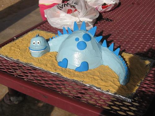 Monty's Dino