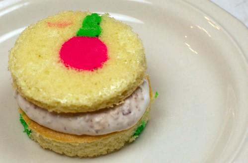 Daring Bakers: Biscuit Joconde Imprime/Entremet