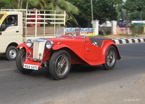 MG - TD 1953