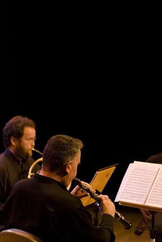 Quinteto de sopros da Orquestra de Algarve - 29ª Oficina de Música de Curitiba