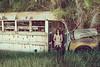 (emmakatka) Tags: portrait house abandoned home girl derelict abandonment