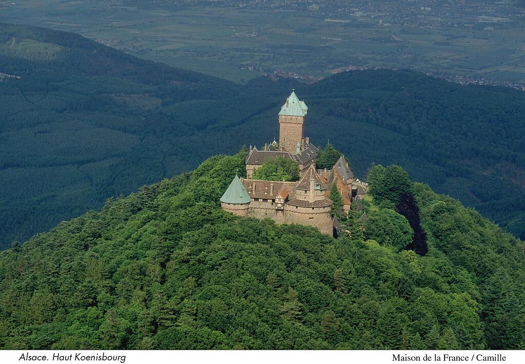 Alsace Haut koenigsbourg