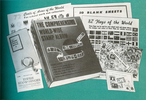 Stamp Collecting—The King of Hobbies – Smithsonian Libraries / Unbound