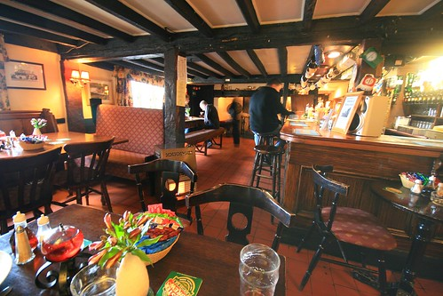 The Woolpack, Brookland, Kent