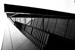 (eddieboyd247) Tags: city urban white abstract black building london glass architecture modern skyscraper shiny canon5d angular futuristic eddieboyd