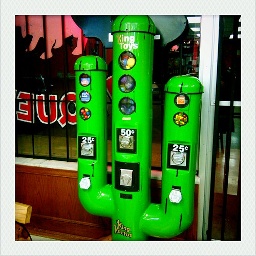 cactus vending machine