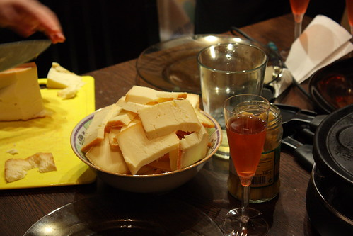 branza raclette