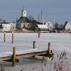 Winter in Durgendam (Bn) Tags: holland ice iceskating skating thenetherlands wintertime durgerdam iceskate waterland schaatsen schaats ijmeer elfstedentocht natuurijs elevencitiestour durgerdammerdijk nearamsterdam bevrorenmeer skatingonnaturalice dutchskaters schaatseninwaterland skateoutdoor schaatsgekte ijstochten lakefreezeover firstdayofice