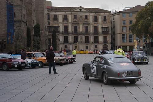 L9771143 - Rally de Montecarlo Historique 2011 Lancia Aurelia GT B-20