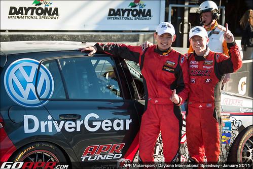 APR Motorsport - Daytona 2011
