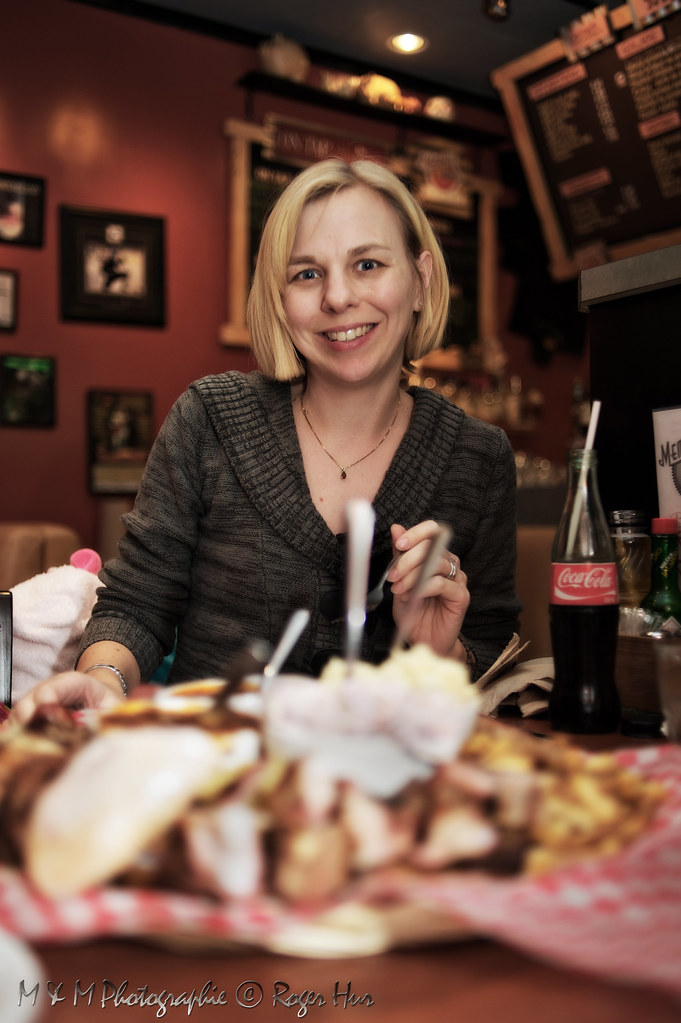 Tracey @ Memphis Blues