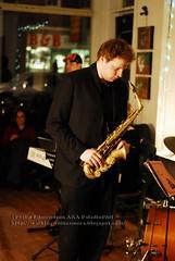 Jazzing the Sax