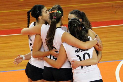 Voleibol Seniores Femininos: Vitória 0-3 Sp. Espinho