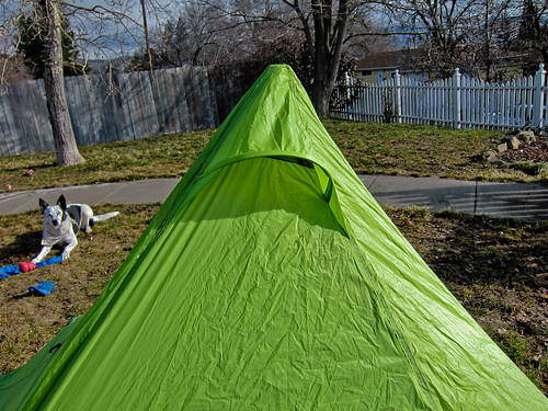 Tent - Nemo Meta 1P & Tent - Nemo Meta 1P - a photo on Flickriver