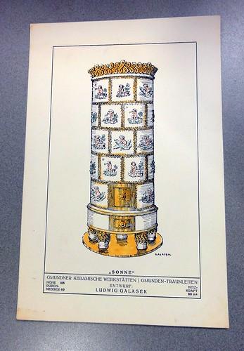 Gmundner Keramik Company portfolio, 1928