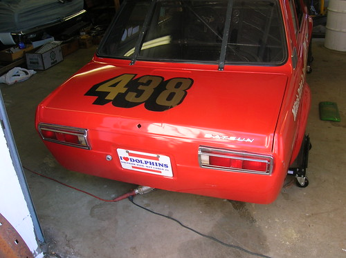 Flickriver: Photoset '1972 Datsun 510 SCCA Race Car Project