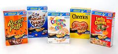 General Mills Cereal Giveaway