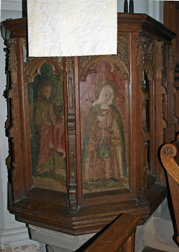 C14th Pulpit