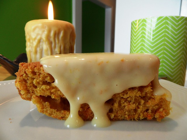 Feb.5-Carrot Cake with cream cheese-butter-orange icing-5