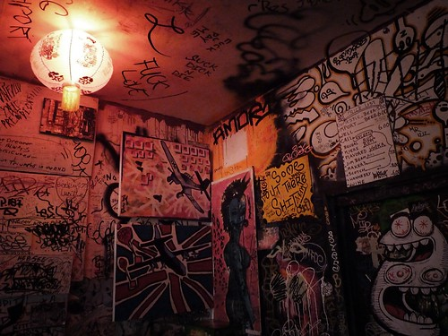 Mars Bar Interior, East Village, New York City 51