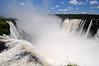 las cataratas ... / die Wasserfälle (das Weiße ist die Gischt ;))