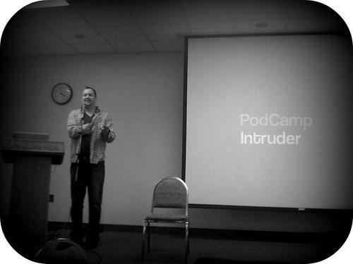 PodCamp Intruder