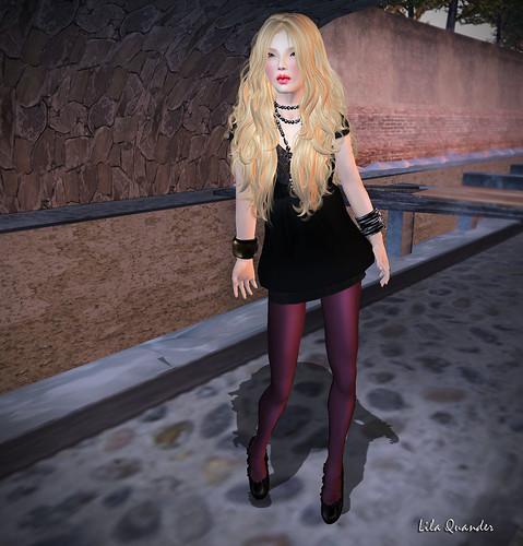 >TRUTH< Bea 2 Streaked - Driftwood & Emmily Black (Full)