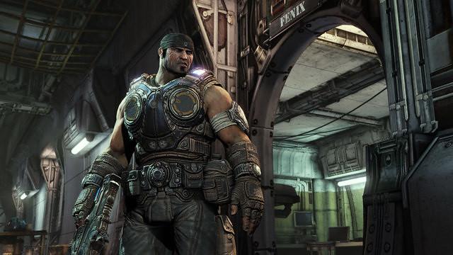 Gears of War 3 - Marcus Fenix