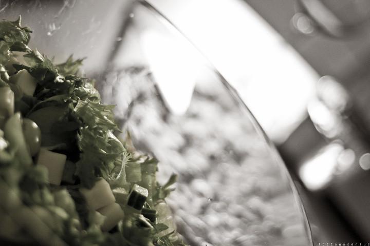 e salad