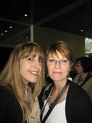 CHA Day 4: Me and Linda!