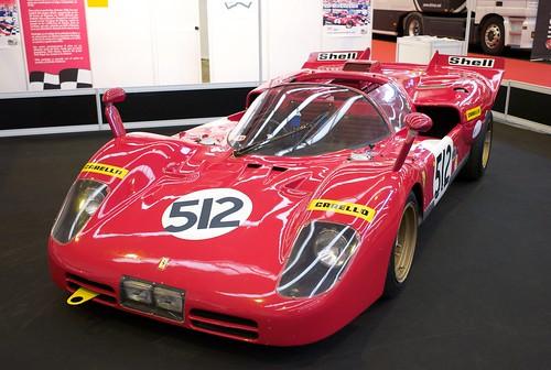 L9771340 Motor Show Festival. Ferrari 512S #1026 (1970)