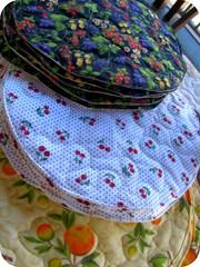 Para deixar sua mesa mais colorida ... (Joana Joaninha) Tags: frutas casa quilt laranja mesa cozinha cereja colorida capricho joanajoaninha supl hellennilce
