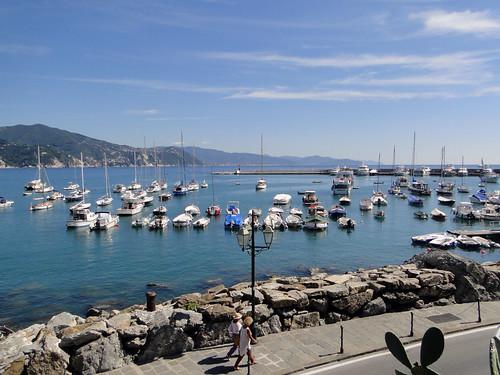 park santa italien italy en costa del de la riviera... (Photo: Rodrigo_Soldon on Flickr)