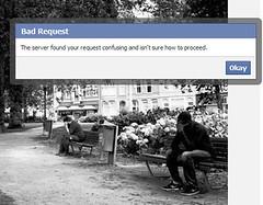 Kaiserstr. (Fidelis Fuchs) Tags: screenshot hilarious funny comic joke humor bad server request facebook facepalm