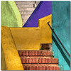 Corricella stairs (2) (Nespyxel) Tags: scale colors lines architecture stairs curves steps angles curve colori procida architettura stefano geometrie cubism linee angoli geometries corricella colorphotoaward nespyxel stefanoscarselli exceptionallyawesome