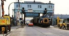 Health and Safety. Not. (Feversham Media) Tags: birkenhead freighttrains merseyside britishrailways class03 birkenheaddocks dieselshunters