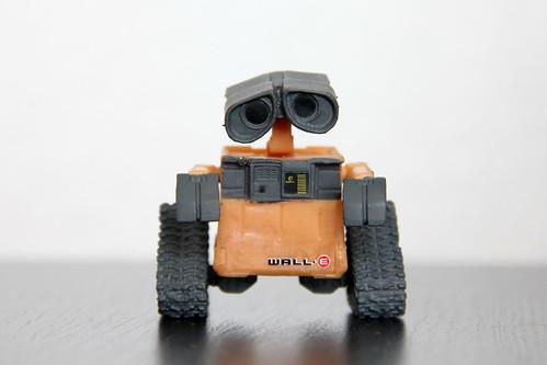 Sad Wall-E