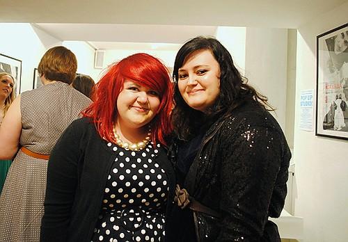 Carla and Nadia