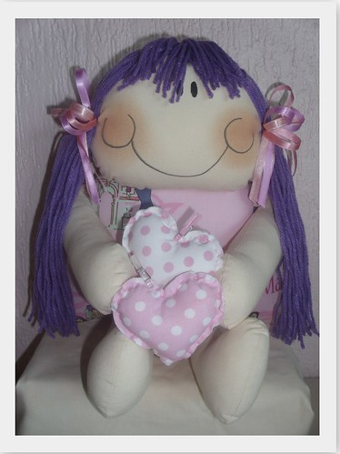 Boneca Sorriso Meu Amor