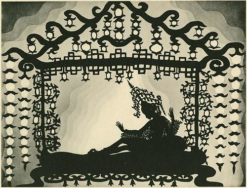 Lotte Reiniger: Prince Achmed