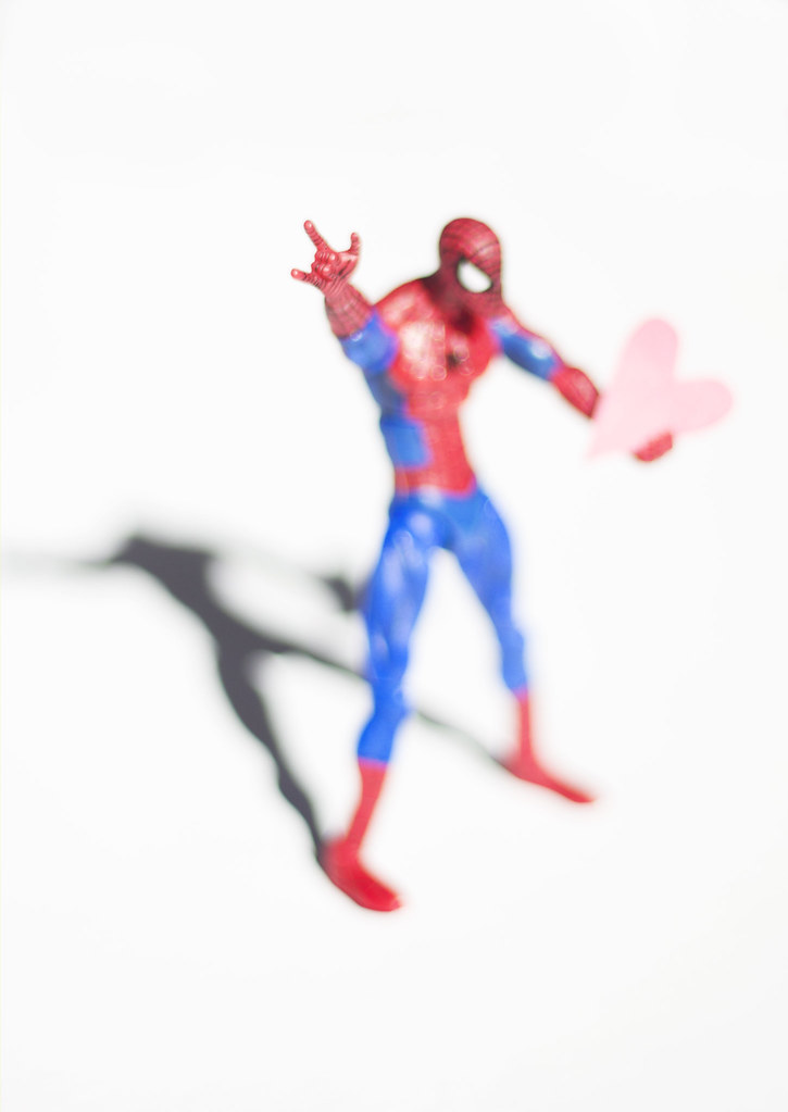 A Very Spidey Valentine