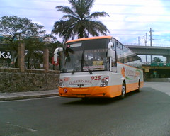 Golden Bee Transport 925 (Bus Ticket Collector) Tags: bus pub philippines amc gbt balintawak almazora mandiesel baliwagtransitinc pbpa almazoramotorscorporation goldenbeetransport abonifacioave philippinebusphotographersassociation