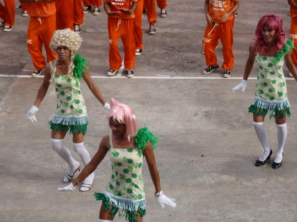 Philippines transvestite prison
