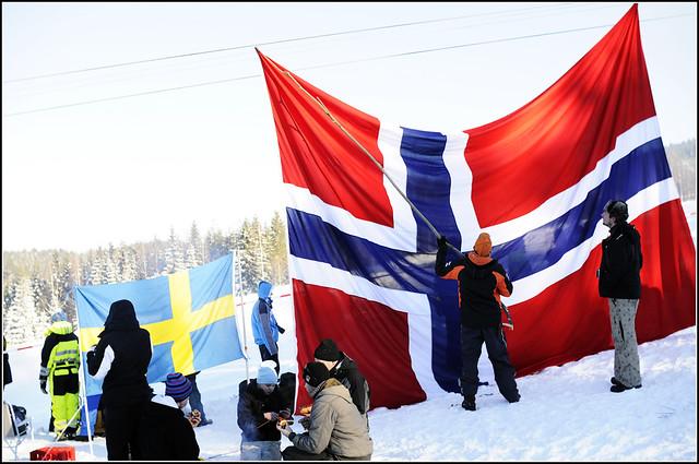 Norskar med storhetsvansinne